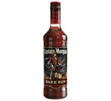 Ром Captain Morgan Dark Rum 0.7л 40% (87000652286)