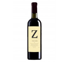 Вино Італії  Zanzara Rosso, 12%, Чер, Сух, 0.75 л