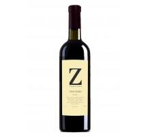 Вино Італії Zanzara Rosso, 10,5%, Чер, Н/Сол, 0.75 л