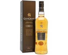 Виски Glen Grant 12 YO 1л