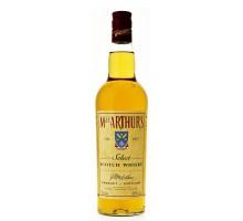 Виски MacArthur's 0,5л