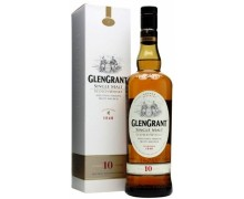 Виски Glen Grant 10 YO 1л