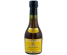 Бренди Torres 10 лет 0,05л 38%
