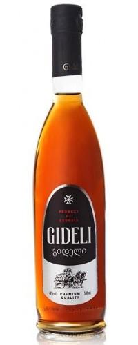 Бренди Гидели (Gideli) 0,5л