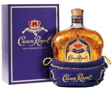 Виски Crown Royal 0,75л