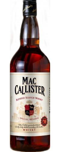 Виски Mac Callister (Мак Каллистер) 0,7л