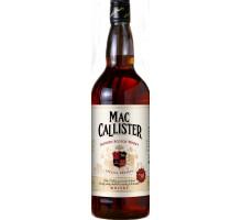 Виски Mac Callister 1,0л