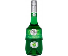 Ликер Marie Brizard Menthe Verte (Green Mint) 0,7 л