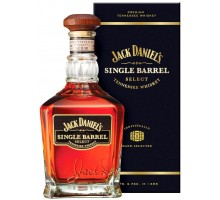 Виски Jack Daniel's Single Barrel 45% 0,7л