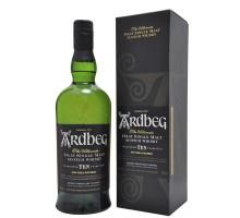 Виски Ardbeg 10 лет выдержки 0.7 л 46% (5010494195286)