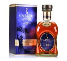 Виски Cardhu 18 лет выдержки 0.7 л 40% (5000267116693)