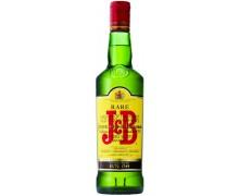 Виски J&B Rare Джей энд Би 0.5л