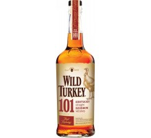Виски (бурбон) Wild Turkey 101 1,0л