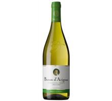 "Вино ""Барон д'Ариньяк"" белое сухое 0,75л"