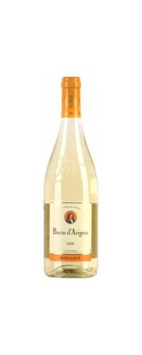 Вино Барон д'Ариньяк (Baron d'Arignac) белое полусладкое 0,75л