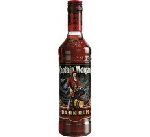 Ром Captain Morgan Dark Rum 1л 40% (087000006935)