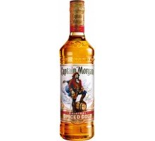 Ром Captain Morgan Spiced Gold 1л 35% (5000299223055)