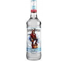 Ром Captain Morgan White 1л 37.5% (5000281040912)