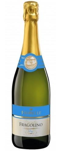 Вино игристое Fiorelli Fragolino Dry (Фиорелли Фраголино Драй) 0,75л
