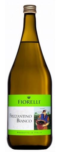 Вино игристое Fiorelli Frizzantino Bianco (Фризантино Бьянко) 1,5л