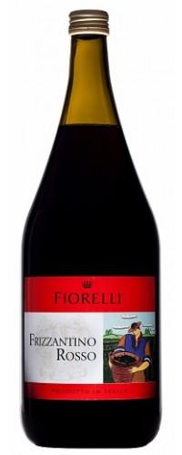 Вино игристое Fiorelli Frizzantino Rosso (Фиорелли Фризантино Россо) 1,5л