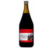 Вино игристое Fiorelli Frizzantino Rosso 1,5л