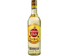 Ром Havana Club Anejo 3 years 0,5л