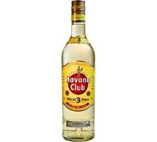 Havana Club Anejo Rum 3 years 1L (8501110080255)