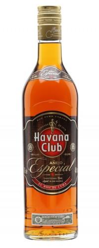 Ром Havana Club Anejo Especial 0,5л