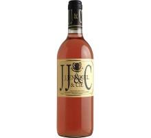 Вино Ж. Женкель розовое сухое 0,75л