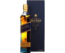 Виски Blue Label 0,75л в коробке