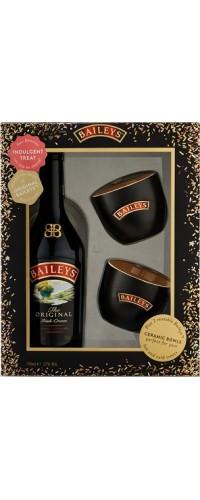 Ликер Baileys (Бэйлис) Original 2 керамические пиалы 0.7л