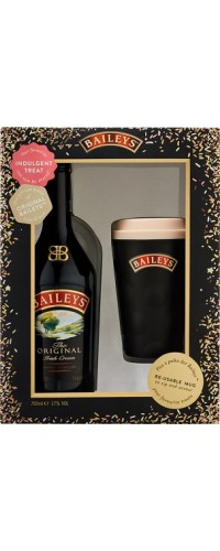 Ликер Baileys (Бэйлис) Original + термочашка 0.7л