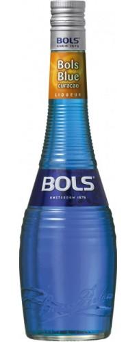 Ликер Bols (Болс) Blue Curacao 0,7л