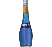 Ликер Bols Blue Curacao(Апельсин) 21% 0,7л