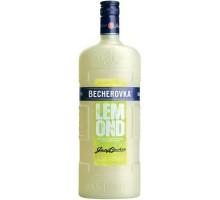 Ликер Becherovka Lemond Бехеровка 20% 1л