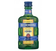 Ликер Becherovka Бехеровка 38% 0,05л