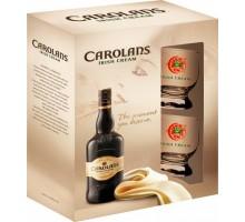 Ликер Carolans +2 стакана 0,7 л
