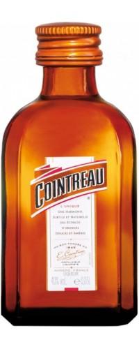 Ликер Cointreau (Куантро) 0,05л