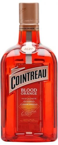 Ликер Cointreau Blood Orange (Куантро Блад Оранж) 0,7л