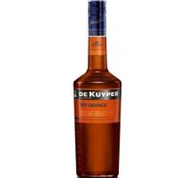 Ликер De Kuyper Dry Orange (апельсин) 0,7л