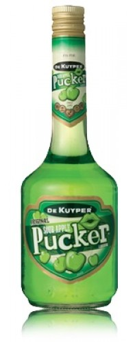 Ликер De Kuyper Sour Apple Pucker 0,7л