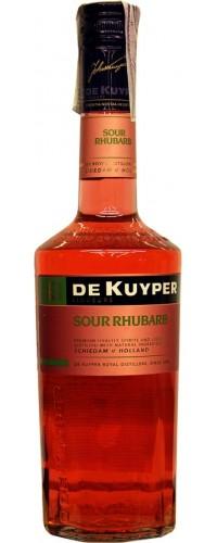 Ликер De Kuyper Sour Rhubarb 0,7л