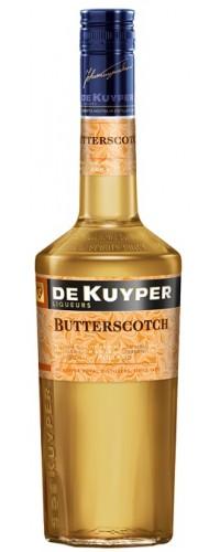 Ликер De Kuyper Butterscotch Caramel 0,7л