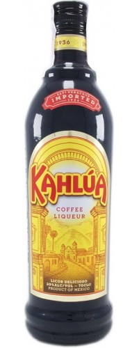 Ликер Kahlua (Калуа) 20% 1,0л