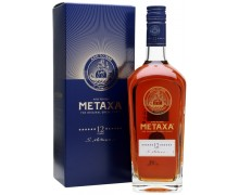 Бренди Метакса Metaxa 12* 0,7л