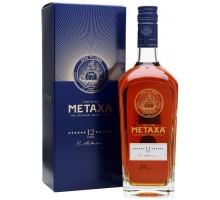 Бренди Метакса Metaxa 12* 40% 0,7л