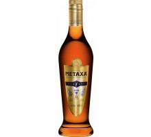 Бренди Метакса Metaxa 7* 40% 0,5л
