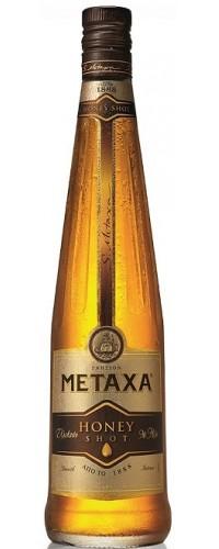 Бренди Метакса Metaxa Honey Shot 0,7л