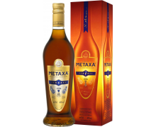 Бренди Метакса Metaxa 7* 0,7л